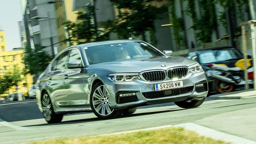 BMW 530e iPerformance: Disziplin, meine Herren!