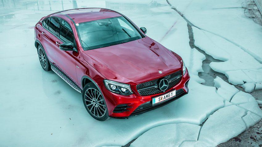 Mercedes-AMG GLC 43: Vollcarsko