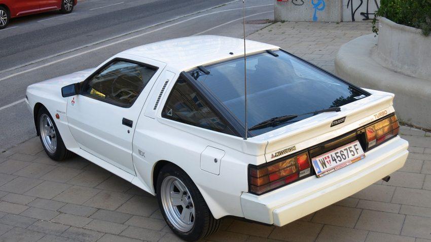 Mitsubishi Starion Intercooler Turbo 2600 Wide Body (verkauft)