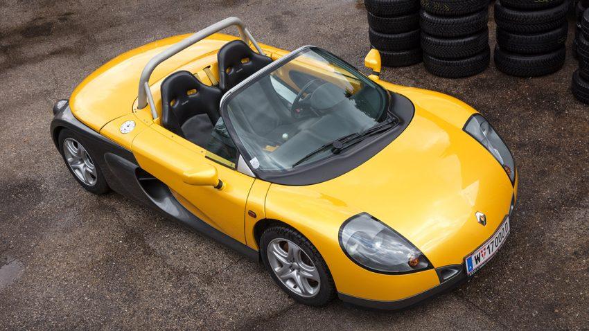 Kaufberatung Renault Sport Spider: Rare Schale, guter Kern