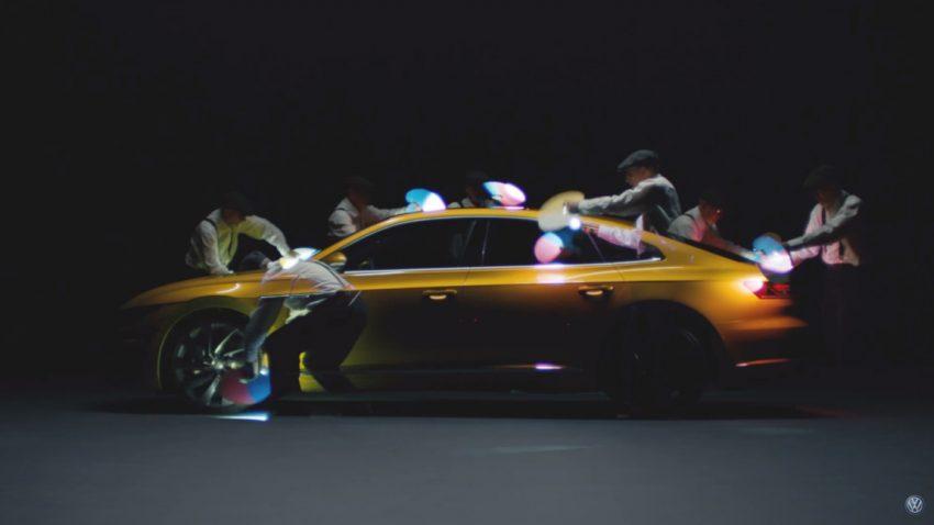 Wie ein blinder Fotograf ein Auto in Szene setzt