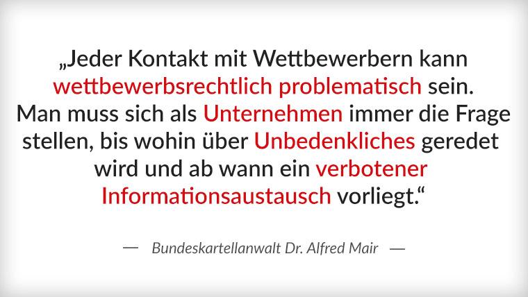 """""""Keine Kavaliersdelikte mehr"""""""