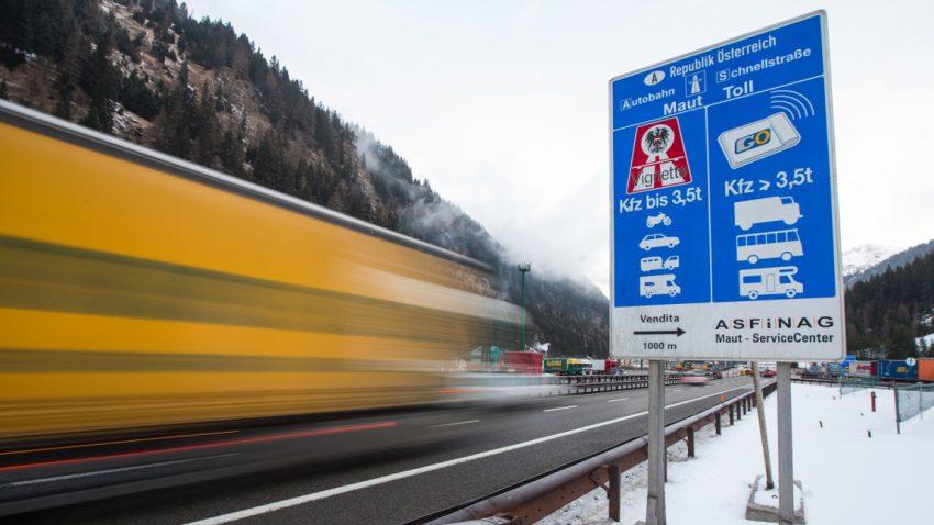 Umfrage: 83 Prozent der österreichischen Autofahrer befürworten die digitale Vignette