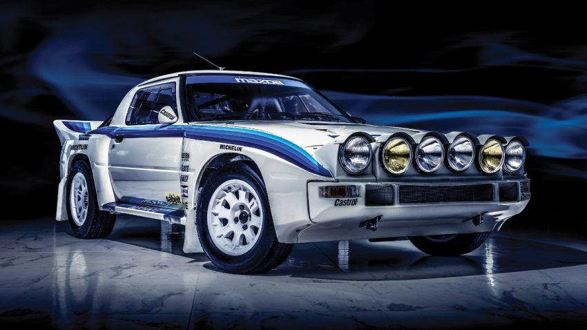 Dieser Rallye-Mazda RX-7 ist vielleicht das letzte jungfräuliche Gruppe B-Auto – und er könnte euch gehören