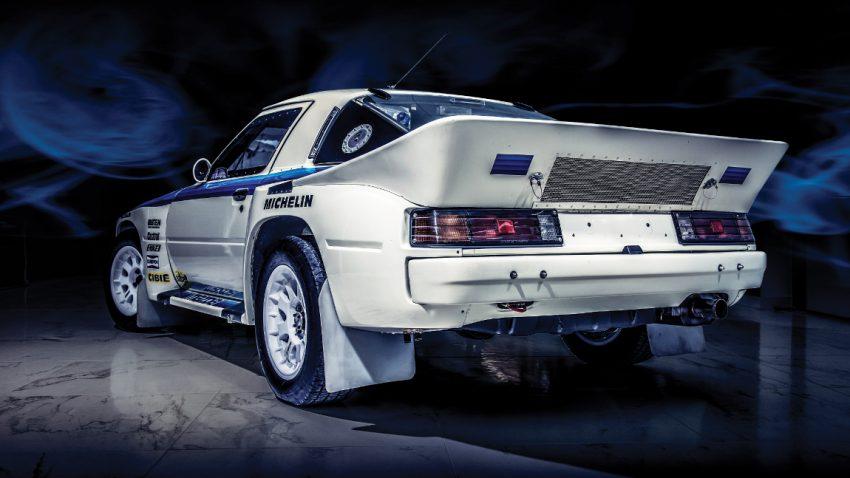 Dieser Rallye-Mazda RX-7 ist vielleicht das letzte jungfräuliche Gruppe B-Auto - und er könnte euch gehören