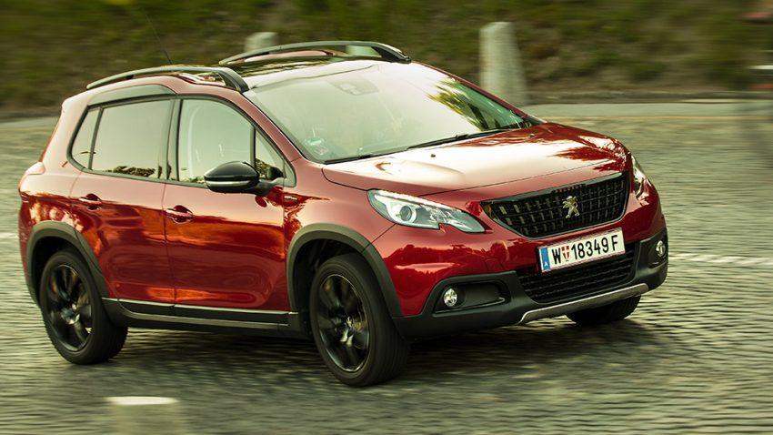 Peugeot 2008 1,2 GT-Line: Hart am Lifestyle