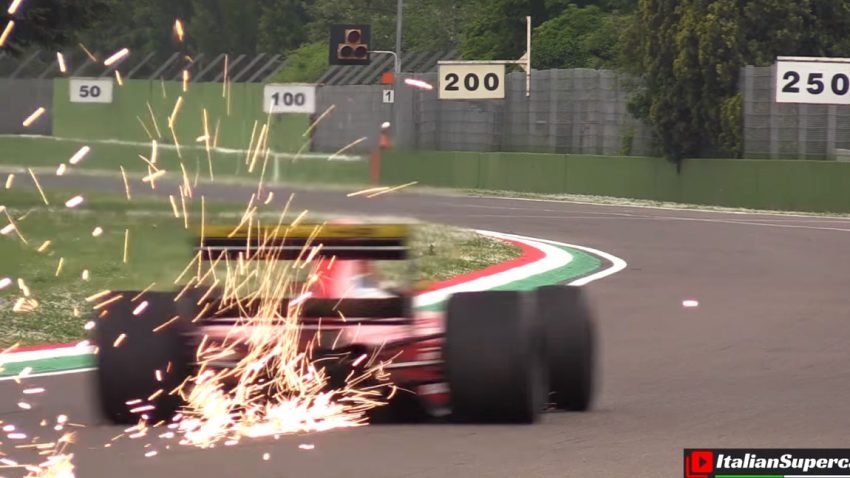 So gut klingt Ferraris Formel 1-V12 von 1991