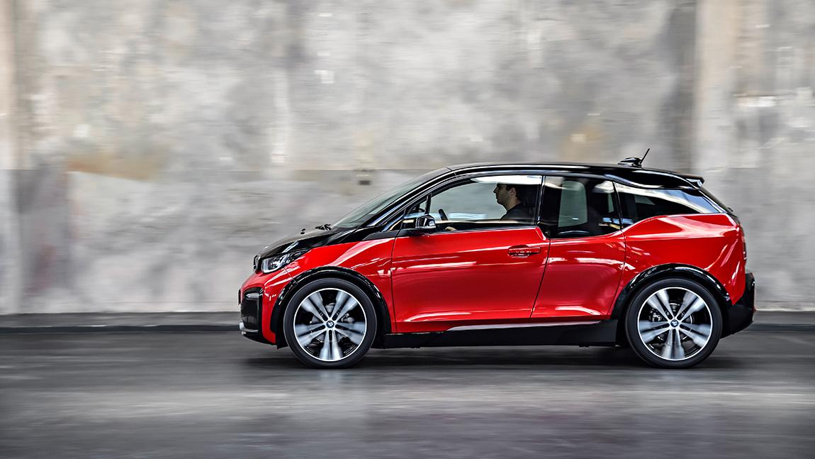 US-Rückruf beim BMW i3: Wer sich nicht anschnallt, könnte sich bei einem Unfall verletzen