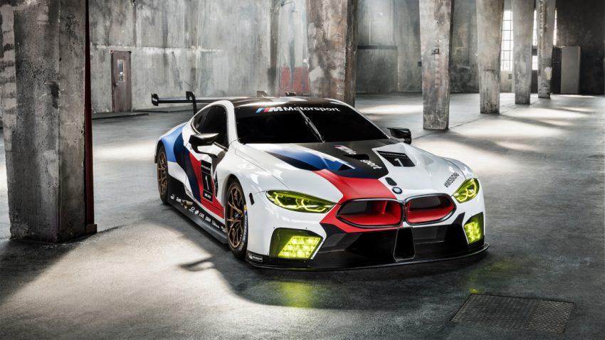 BMW M8 GTE: Mit ihm kehrt BMW nach Le Mans zurück