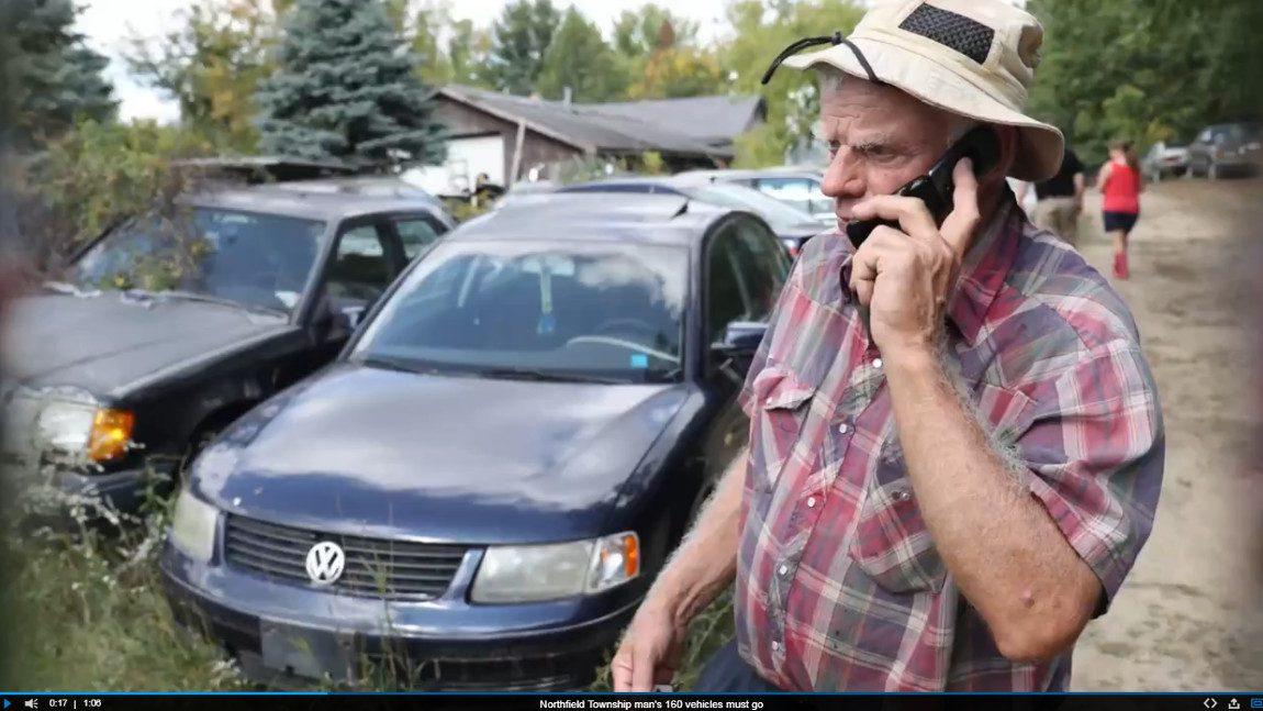 Warum die Regierung einen Amerikaner dazu zwingt, seine private Autosammlung zu verkaufen