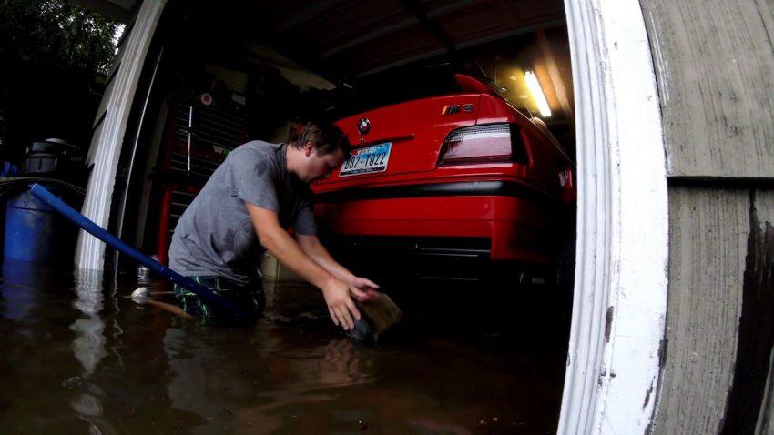 Wie ein cleverer Texaner seine BMWs vor Hurrikan Harvey rettete