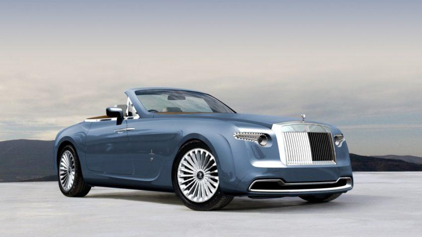 Dieser einzigartige Rolls-Royce sucht einen neuen Besitzer - für 2 Millionen Euro
