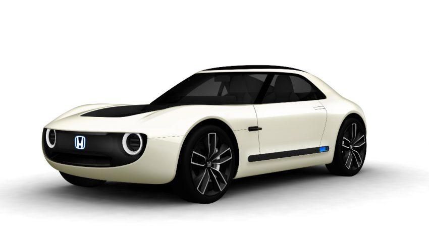 Honda Sports EV: Vielleicht wird die Zukunft doch ganz witzig