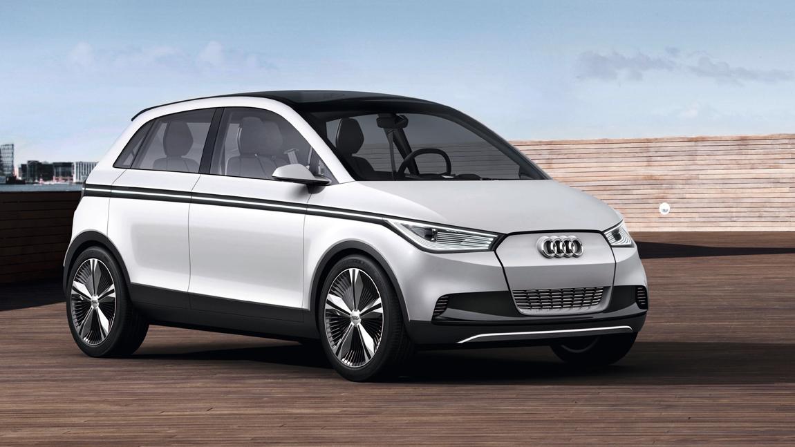 Audi A2 Konzept