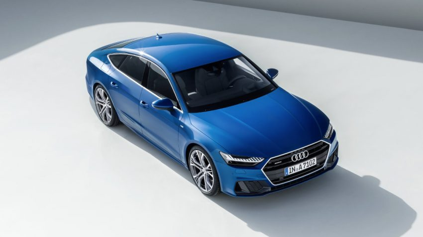Weltpremiere: Audi A7 Sportback