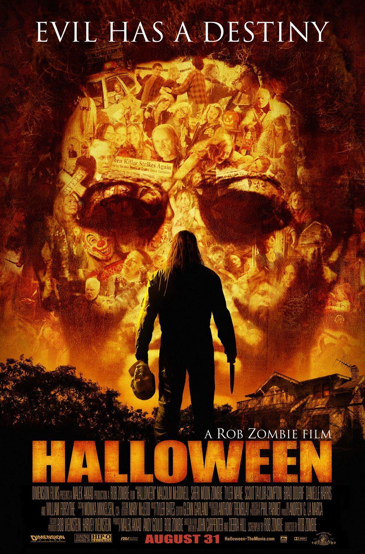 Poster Halloween Rob Zombie