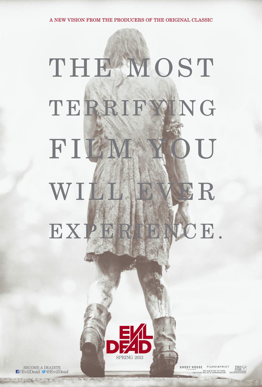 Poster Evil Dead 2013