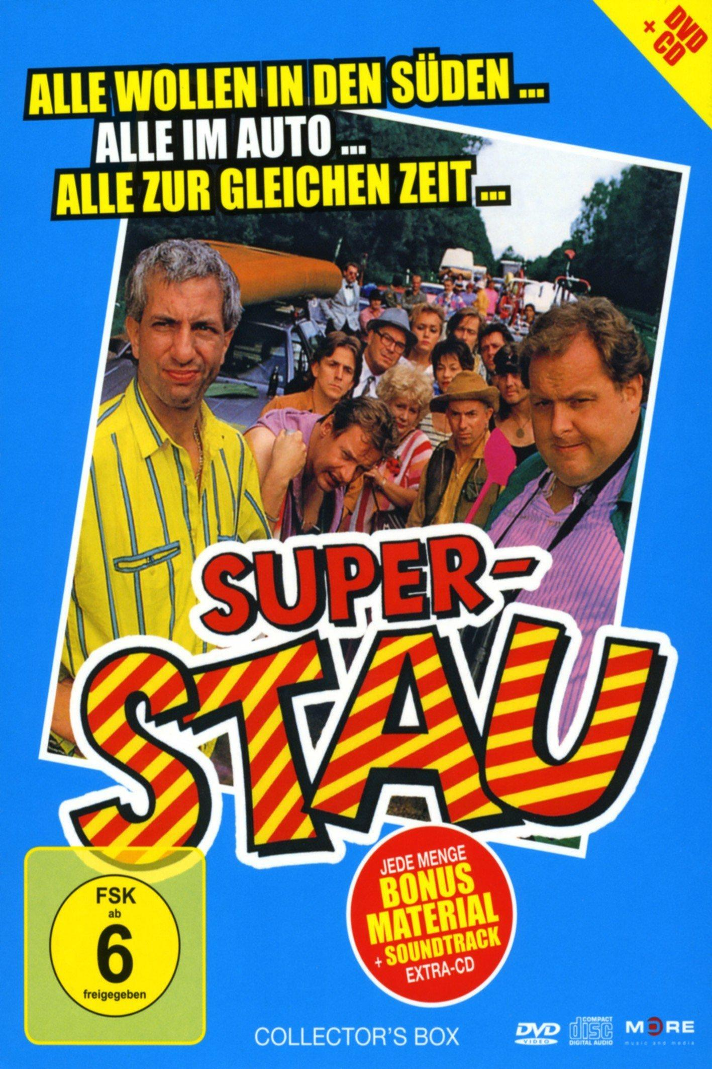 Superstau Poster Plakat
