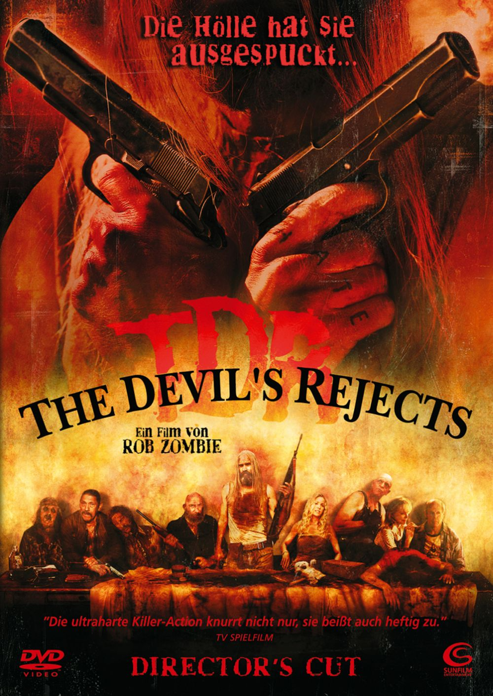 Poster The Devils Rejects