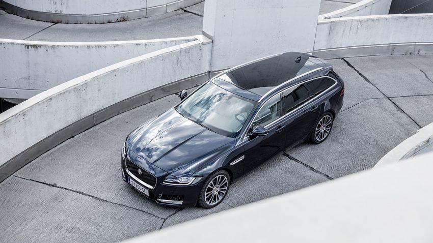 Jaguar XF Sportbrake: Der Kombi ist meine Limousine