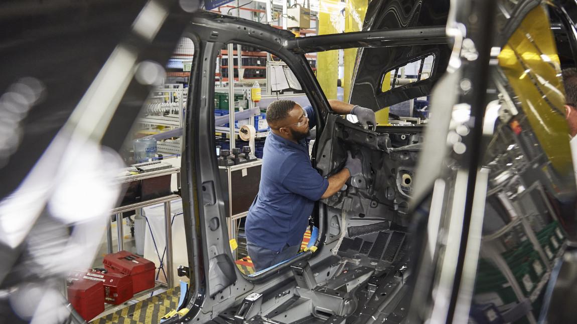 Mercedes Werk Tuscaloosa