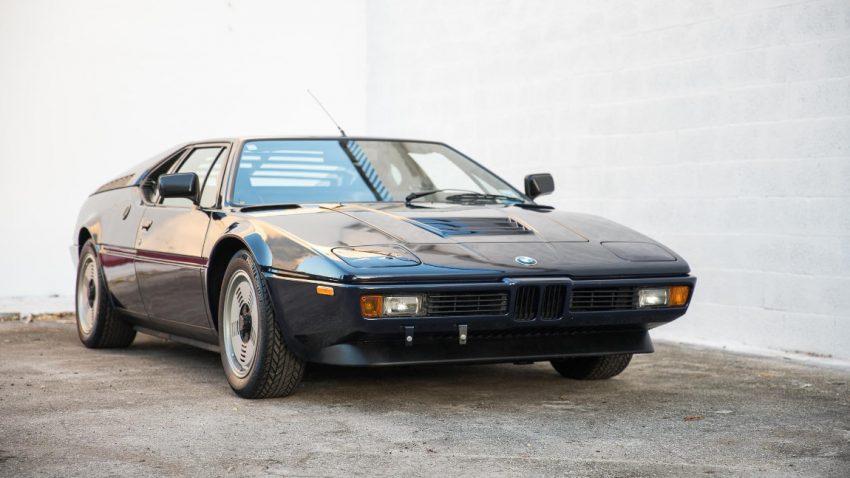 Dieser (fast) neuwertige BMW M1 könnte euch gehören - zum Preis von zwei neuen Ferraris