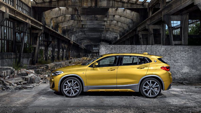 kommentar bmw x2 ein suv mit frontantrieb das gerne ein coup w re. Black Bedroom Furniture Sets. Home Design Ideas