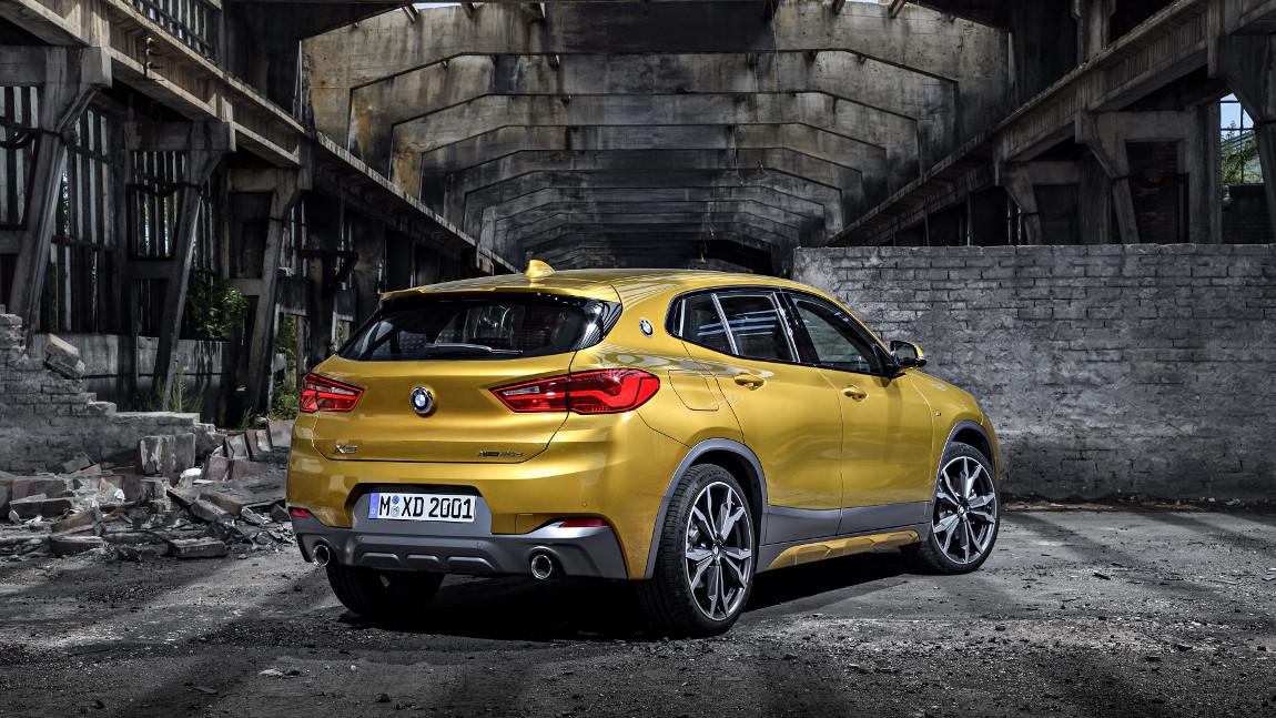 BMW X2: Das frontgetriebene SUV-Coupé