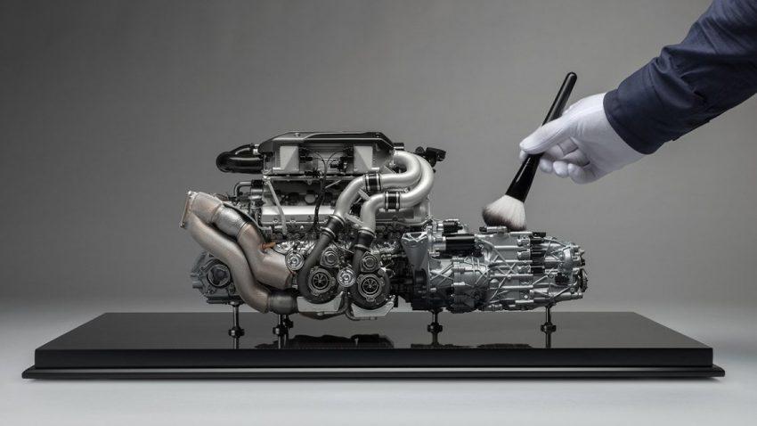 Ein Viertel W16: Dieses Motoren-Modell kostet 8.785 Euro