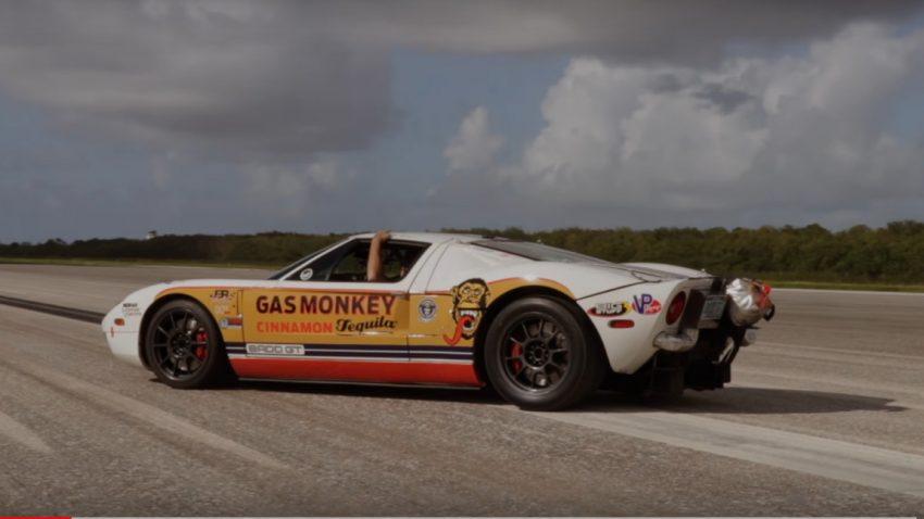 471 km/h - in einem Ford GT mit Straßenzulassung