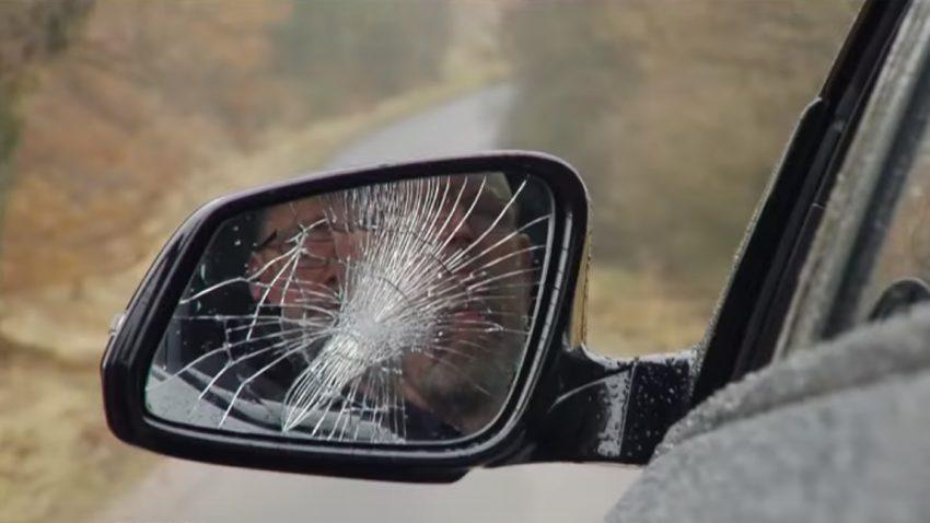 Darf ich mit einem kaputten oder fehlenden Außenspiegel weiterfahren?