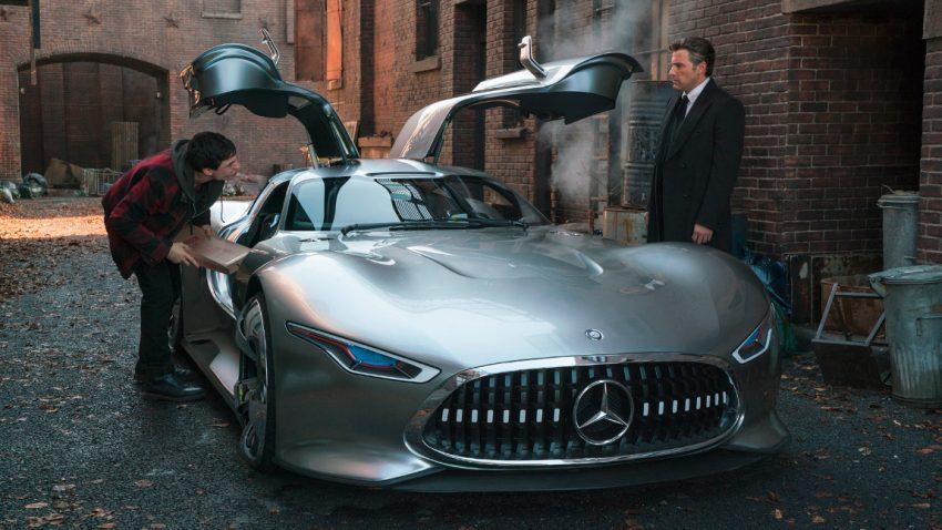 Dieser Mercedes ist Batmans neues Alltagsauto