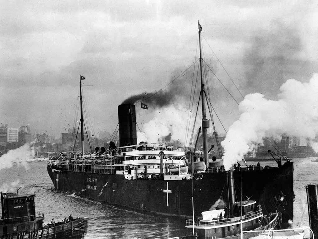 Friesensschiff Oscar II