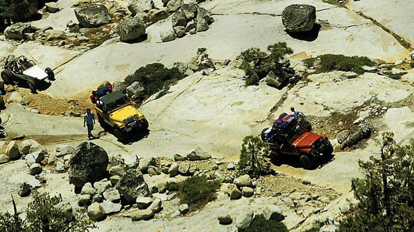 75 Jahre Jeep: Immer bergauf
