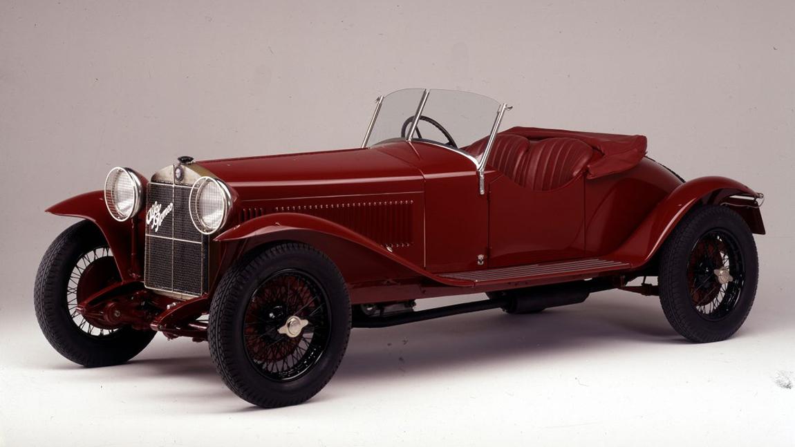 Alfa Romeo 6C 1500 1928 Mille Miglia