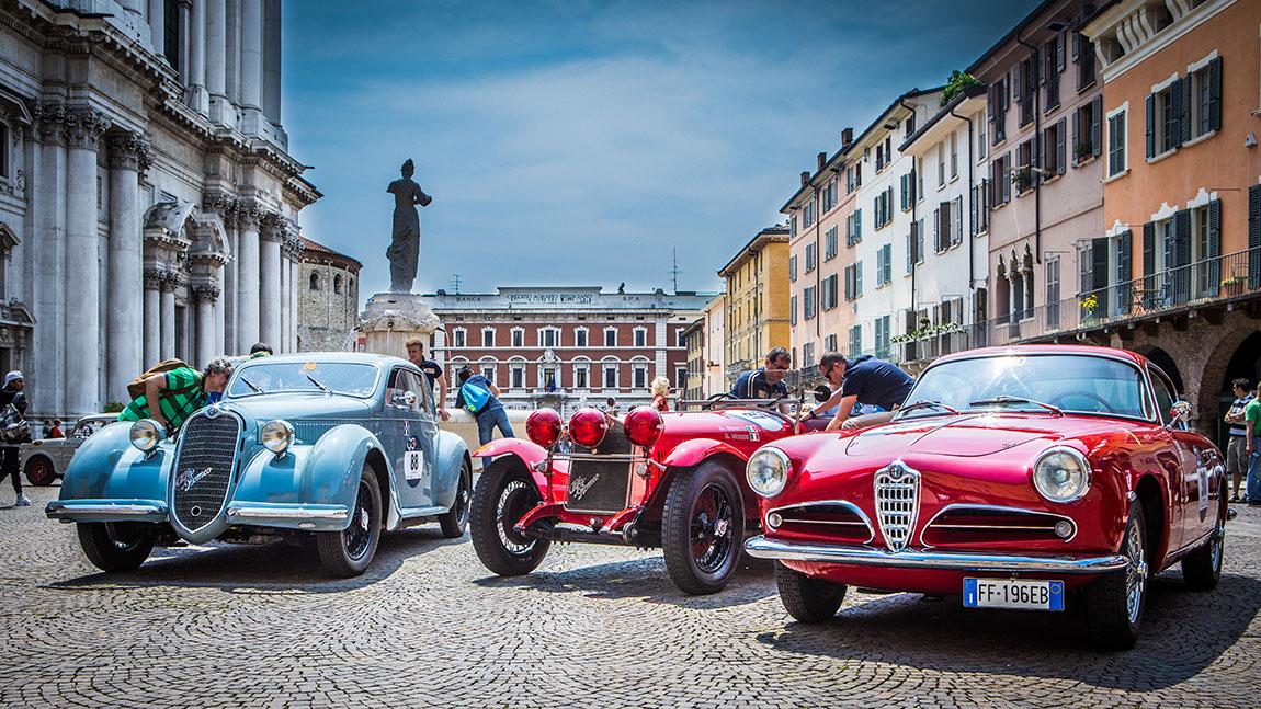 Alfa Romeo Mille Miglia 2017