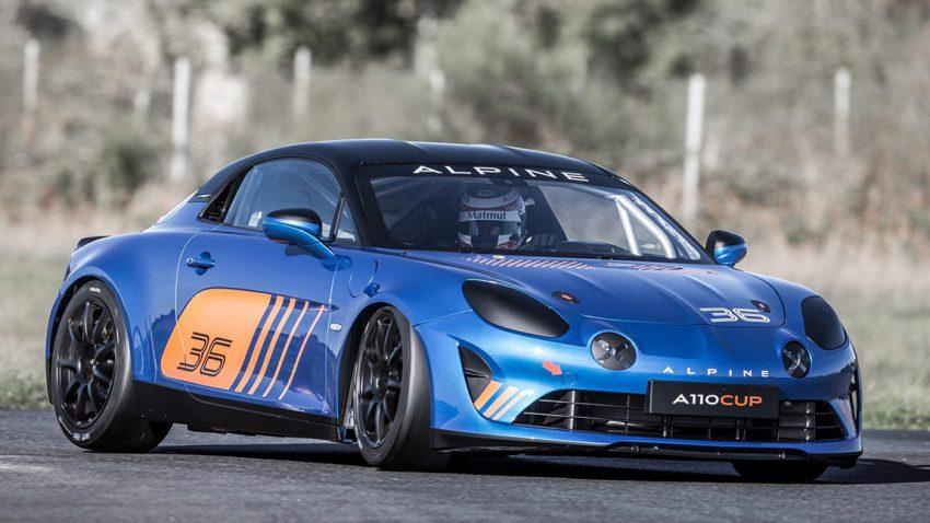 Alpine A110 Cup: Die Vorfreude steigt
