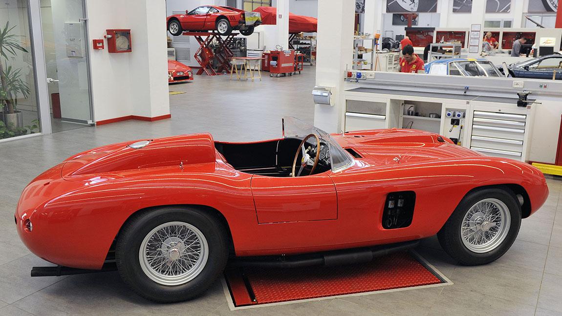 Ferrari 290MM