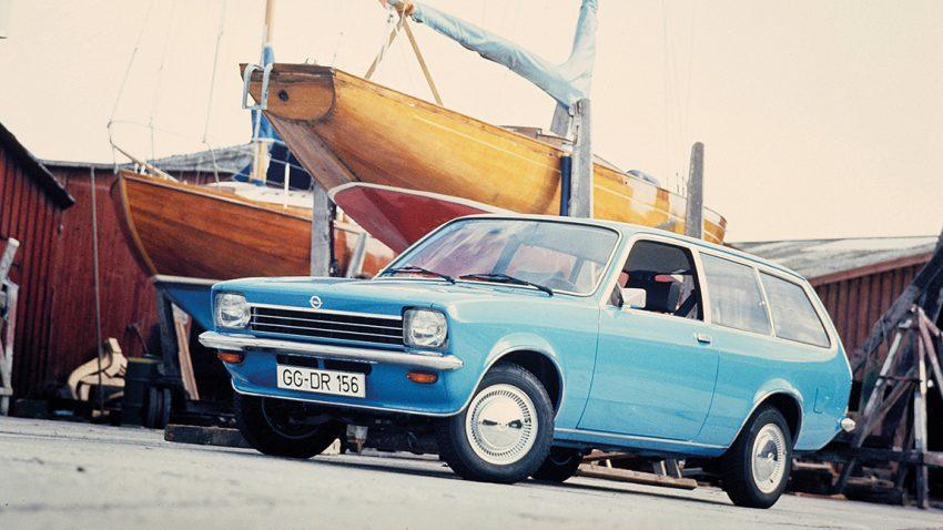 Opel Kadett C: Die Eiernockerln der Straße