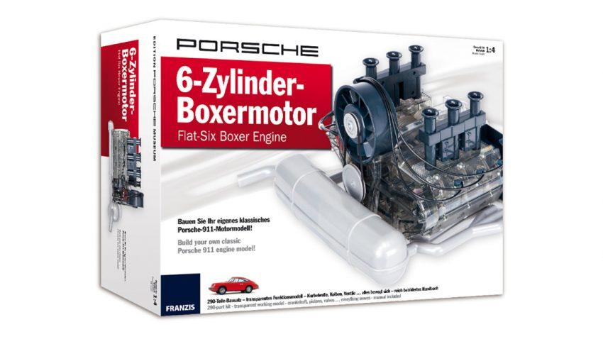 Gewinnspiel: Porsche 6-Zylinder-Boxermotor (beendet)