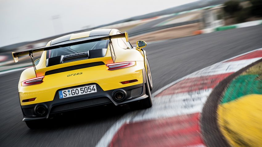Porsche 911 GT2 RS: Der Performinator