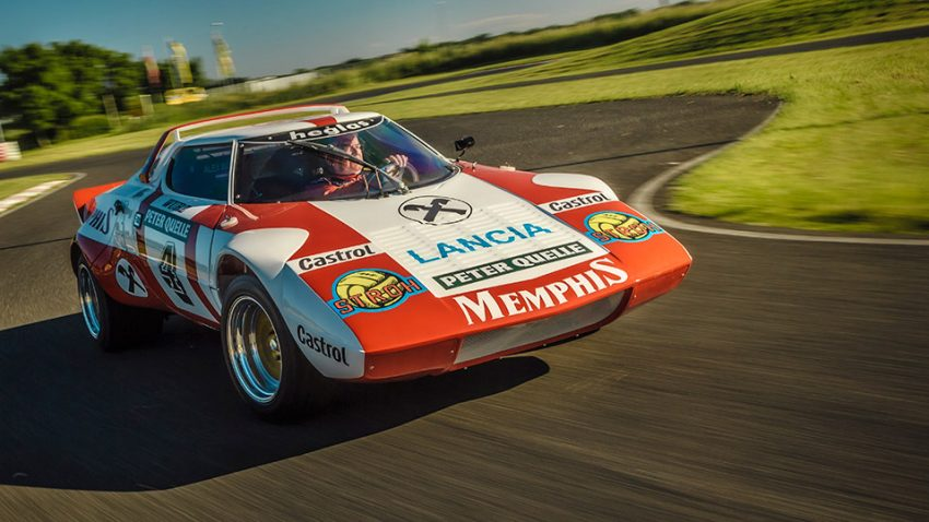Wurz' Lancia Stratos: Familiengold