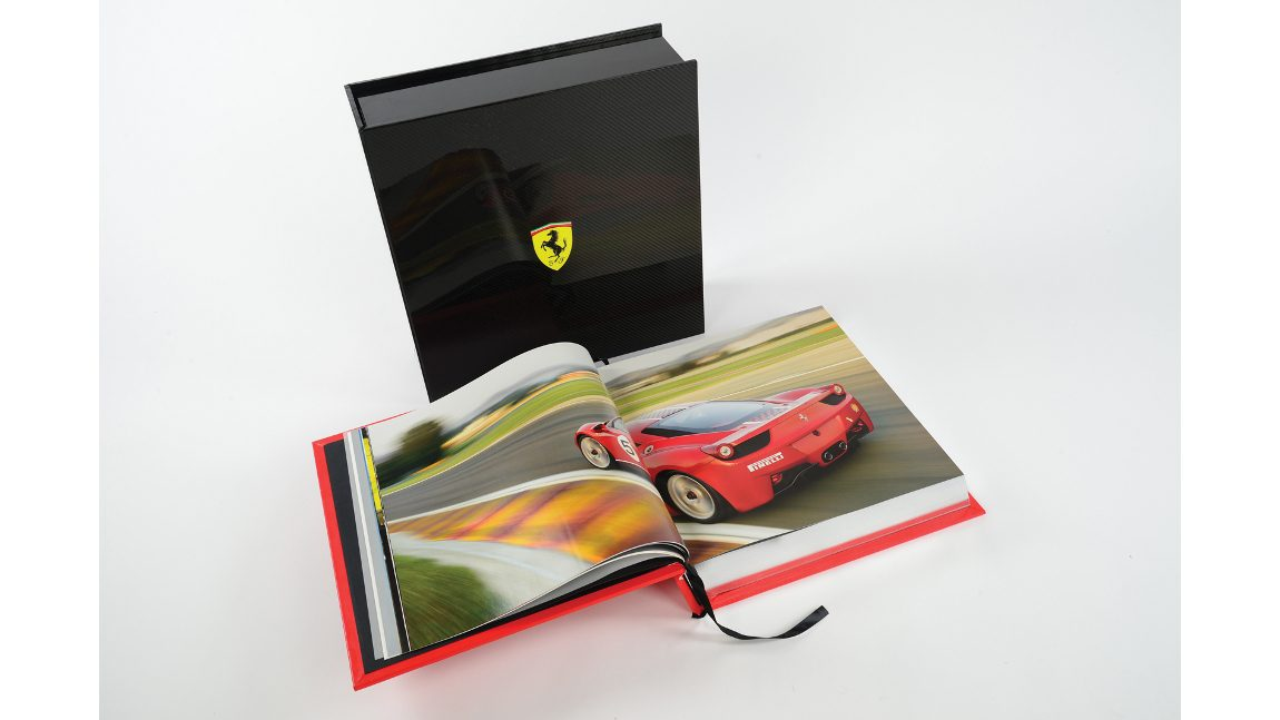 euro f r ein ferrari buch. Black Bedroom Furniture Sets. Home Design Ideas