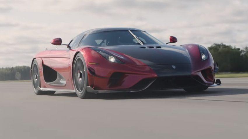 0-400-0 km/h in 31,49 Sekunden: Koenigsegg bricht eigenen Rekord [+Onboard-Video]