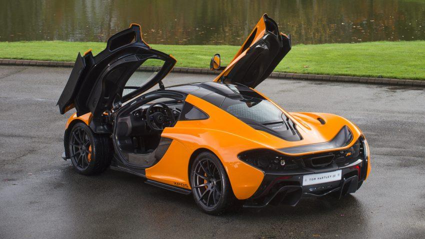 Dieser super-seltene McLaren P1-Prototyp könnte euch gehören