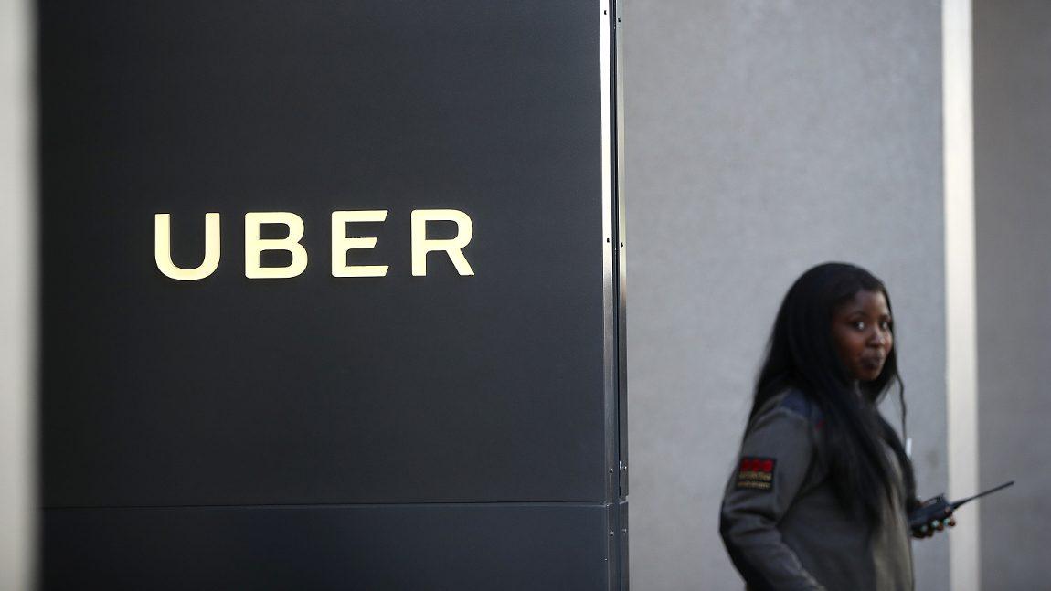 Milliardenverlust bei Uber: Es knirscht im Gebälk