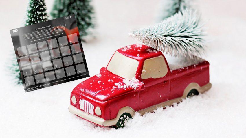 Der Autorevue Adventkalender
