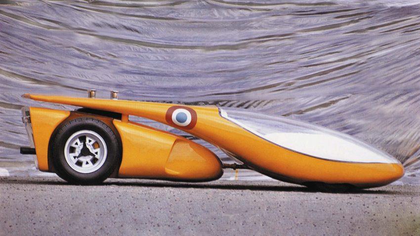 Luigi Colani Lamborghini Miura Le Mans Studie Design Möbel Lkw Flugzeug