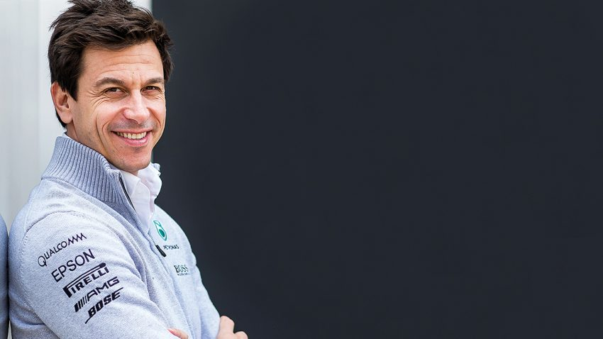 Toto Wolff: Der Formel-1-Superstar im Exklusiv-Interview