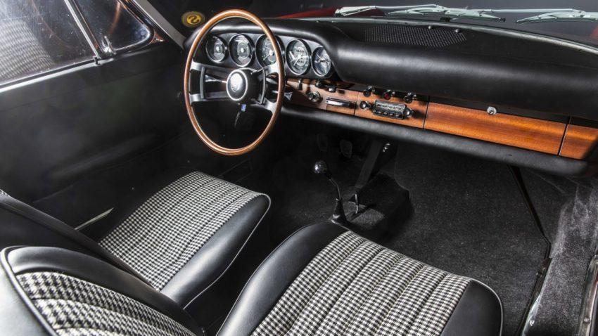 Porsches ältester 911 lebt ... wieder